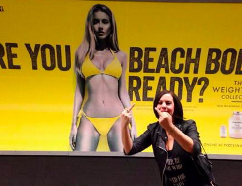 Britain bans gender stereotype advertising.