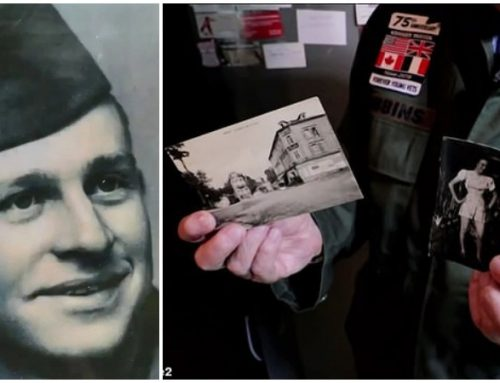 D-Day veteran reunited with long-lost French sweetheart over 75 years after they fell in love during World War II.