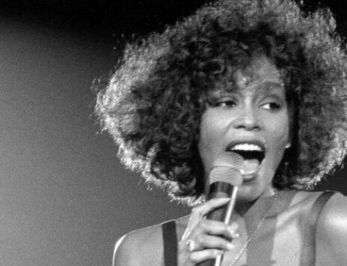 Listen: Brand new Whitney Houston recording released 7 years after her death.