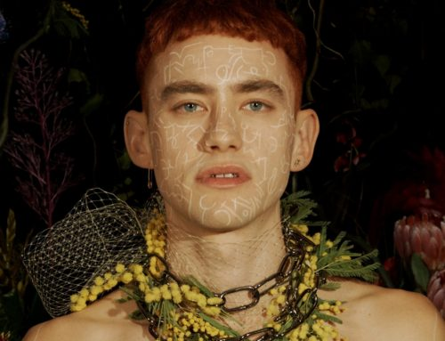 Watch: Olly Alexander delivers inspirational speech about LGBT history at Glastonbury.