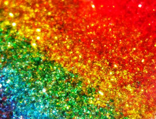 'Straight Pride Parade' organizers targeted with glitter bombs.