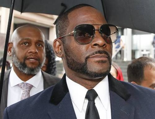 R Kelly arrested on federal sex crime charges.